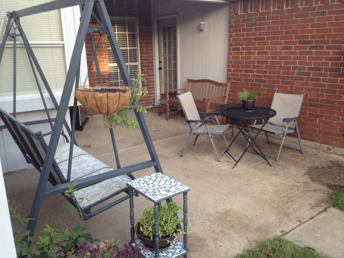 New backyard - Jack and Mandy: The Blog