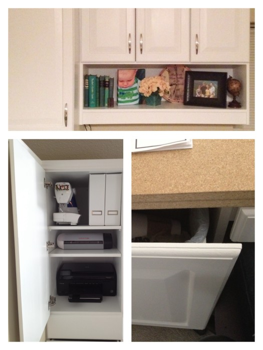 Pretty built-in cabinets - Jack and Mandy: The Blog