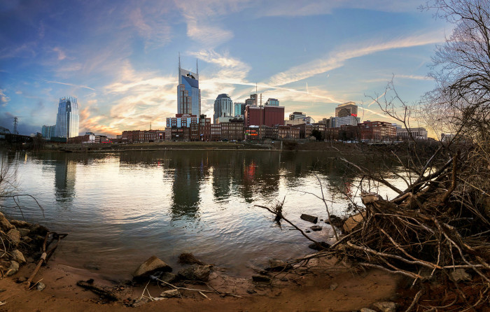 Nashville Panorama-small
